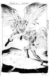 Monomyth-Page 2 Sneak Peek by SaviorsSon