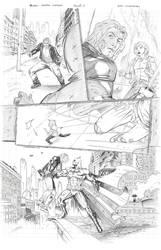 Batman: Arkham Unhinged Sample pg. 3 by SaviorsSon