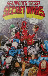 Deadpool 2016 is my year! by SaviorsSon