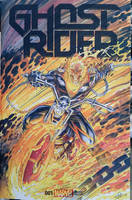Ghost Rider Sketchcover  by SaviorsSon