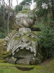 Bomarzo Monster Park 4 by Amor-Fati-Stock