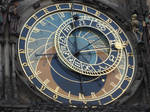 Prague Astro Clock by Amor-Fati-Stock