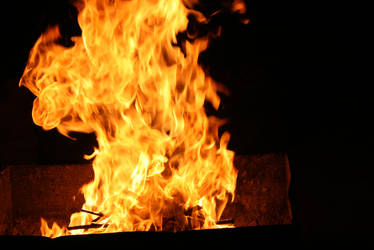fire stock 3 by Amor-Fati-Stock