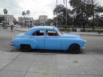 Havana Car Stock by Amor-Fati-Stock