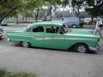 Havana Car Stock 4 by Amor-Fati-Stock