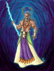 Zeus by MrDusc