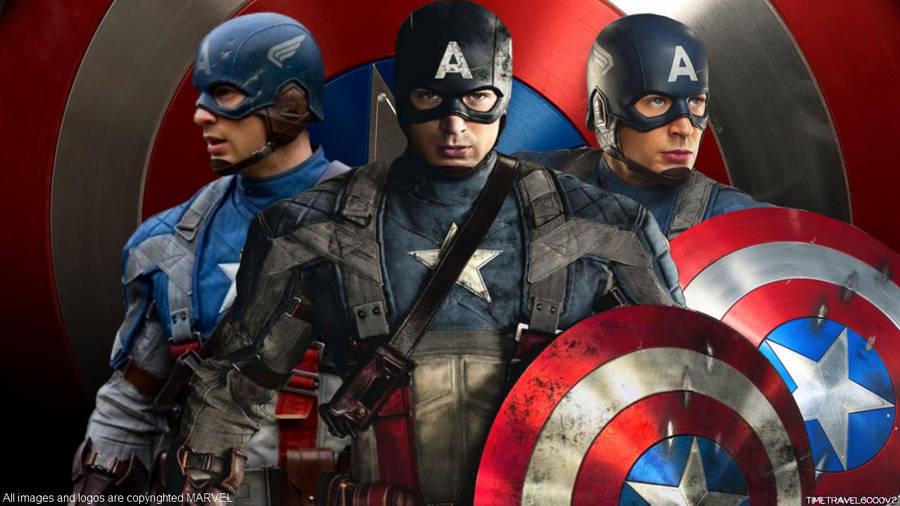 1940 S Captain America Hd Wallpaper By Timetravel6000v2 On Deviantart