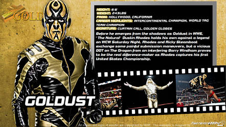 WWE Goldust ID Wallpaper Widescreen by Timetravel6000v2