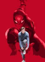 Peter Parker: Spider-man by Timetravel6000v2