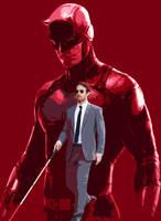 Matt Murdock: Daredevil by Timetravel6000v2