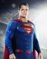 Rebirth Superman DCEU by Timetravel6000v2