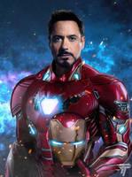Iron Man Infinity War by Timetravel6000v2