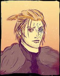Anders : Dragon Age II by tdiaz