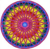 Mandala by kaholead