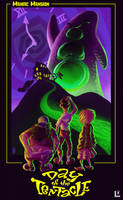 Day of the Tentacle by W-Orks
