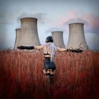 power plants by Art-de-Viant