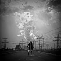 toxic city 03 by Art-de-Viant