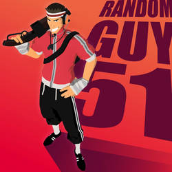 Random Guy 51 by cxmbUfuckingasshole