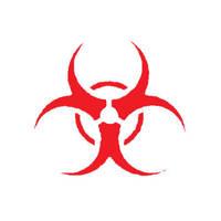 Biohazard Stencil by MasterKoyo