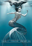 Another Mermaid by FransMensinkArtist