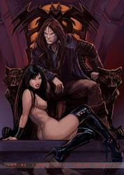 Vampire Lord by FransMensinkArtist