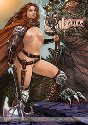 Dragonmaster2 by FransMensinkArtist