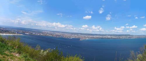 Varna Panorama by gon4u