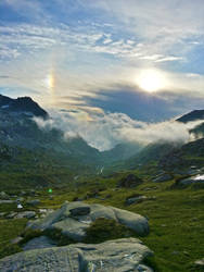 RILA MOUNTAINS by gon4u