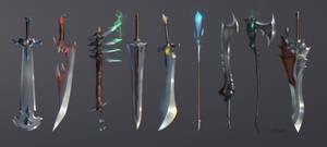 Weapon concept by vonmquocthai