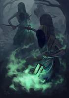 Wraith by vonmquocthai