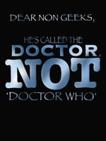 His name is the Doctor by Mr-Saxon