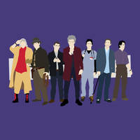 The Doctors by Mr-Saxon