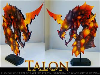 Talon by StrayaObscura