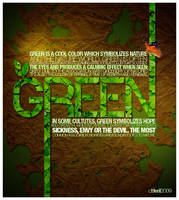 What is GREEN? by darylferil