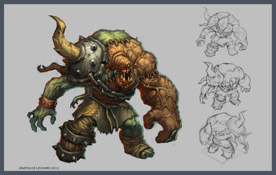 Abominator by KhezuG