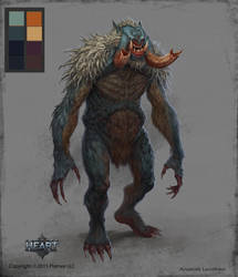 small yeti by KhezuG