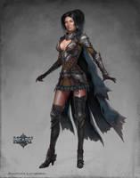 NPC girl by KhezuG