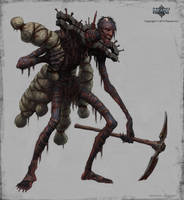 gravedigger by KhezuG