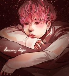 NOW3 Dreaming Days- Jungkook by renkarts
