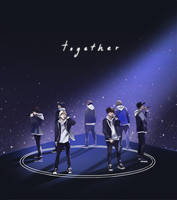 Together [BTS THIRD ANNIVERSARY] by renkarts
