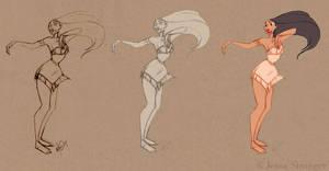 Pocahontas by jbsdesigns