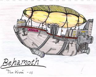 The Behamoth by Dee-Ziner