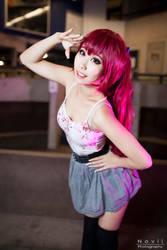 Gou Matsuoka Cosplay (Free!) by QTxPie