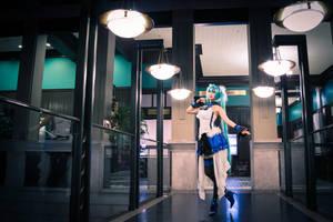 2020 Miku [Vocaloid] by QTxPie