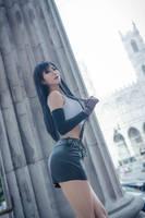 Tifa Lockhart [Final Fantasy VII] by QTxPie
