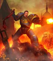 Warhammer by Ben Moriconi by benchi