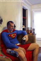 Superman by benchi