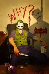 Joker by benchi