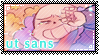 UT: Undertale Sans || Fan Stamp by Sanstima-Stamps