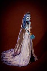 Emily - Corpse Bride by Vint1k